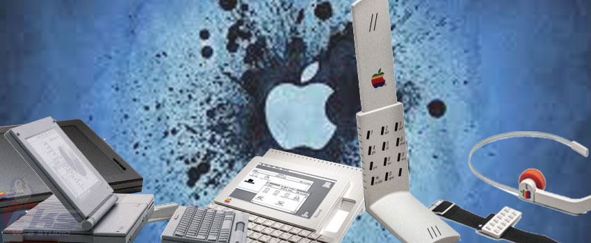 10 great product that Apple has never reached the production stage!