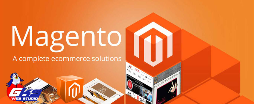 Create an online store to Magento