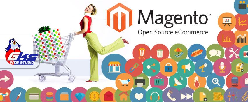 Заказать интернет-магазин на Magento. Преимущества.
