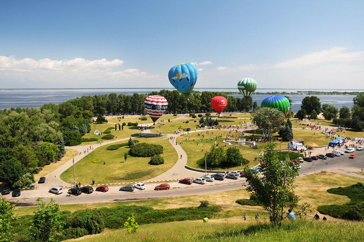 Creation and promotion of sites in Cherkassy