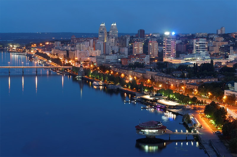 Creation and promotion of sites in Dnepropetrovsk