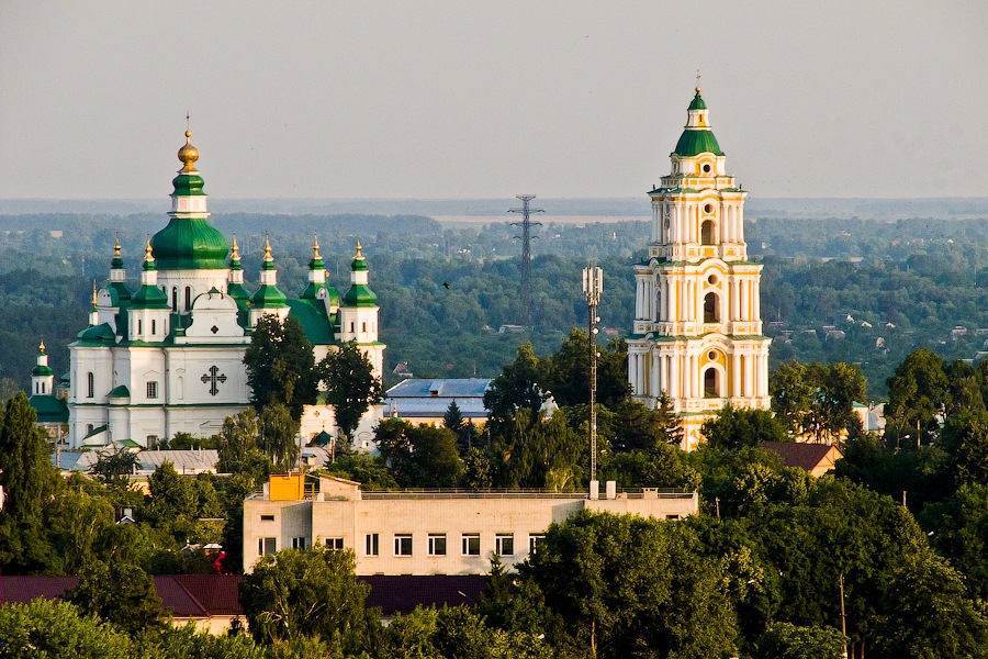 Creation and promotion of sites in Chernihiv