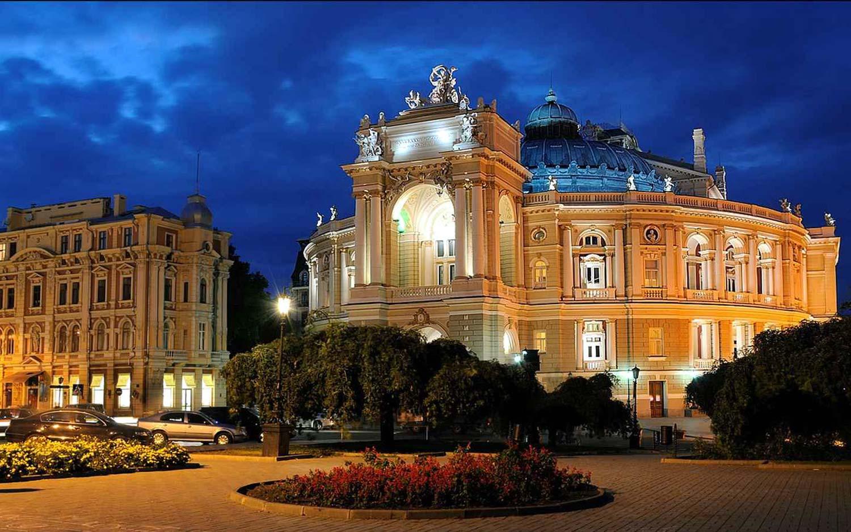 Website development Odessa
