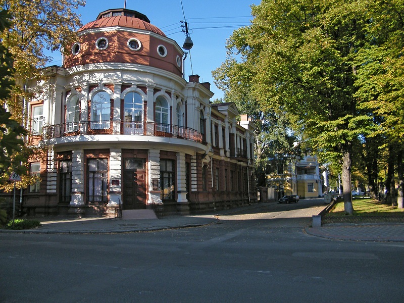 Creation and promotion of sites in Poltava