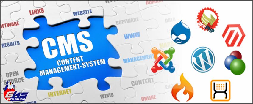 Створення сайту на CMS