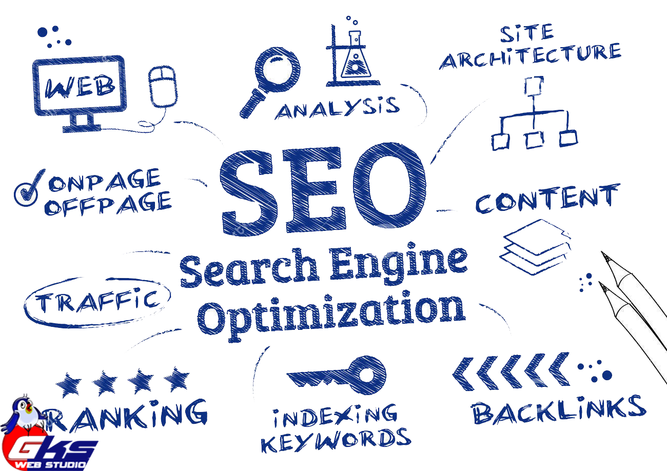 About SEO and search engine algorithm.